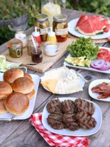 Catered BBQ Picnic
