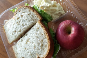 Packed Lunch Catering